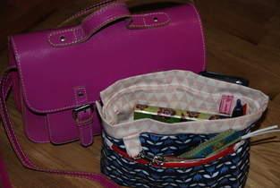Makerist - Taschenorganizer Nellie v. IsarWerke für meine Freundin - 1