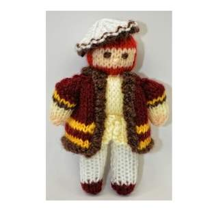 Makerist - King Henry VIII Doll - DK Wool - 1