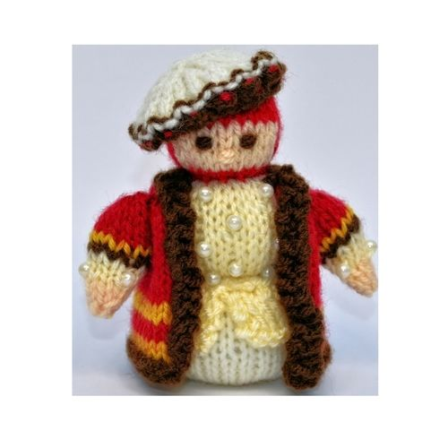 Makerist - Tudor Gentleman Doll - DK Wool - Knitting Showcase - 1