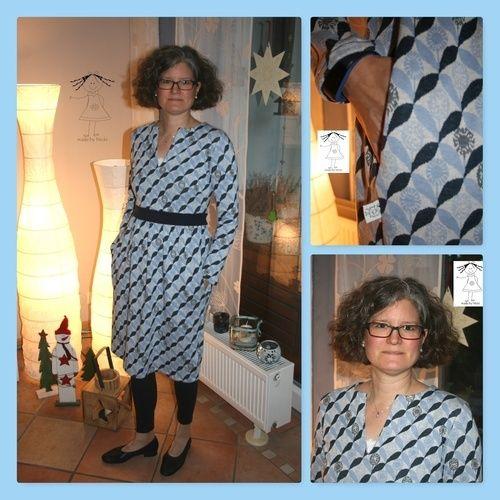 Makerist - Kleid Elisabeth von Konfettipatterns - Nähprojekte - 1