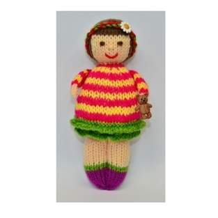 Makerist - Thomasina Rag Doll - DK Wool - 1