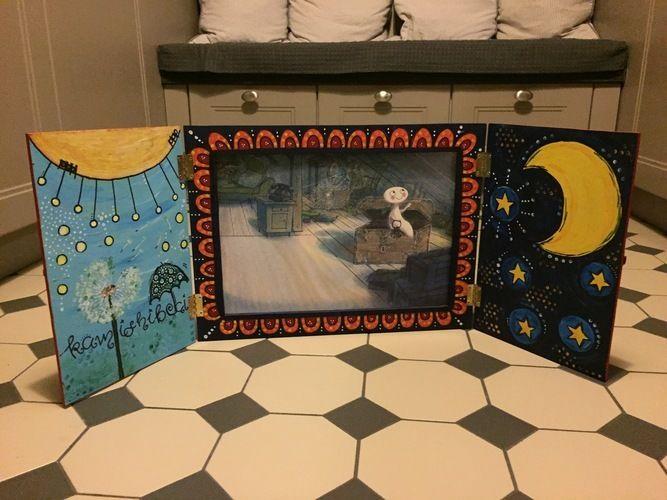 Makerist - Kamishibai  - DIY-Projekte - 2