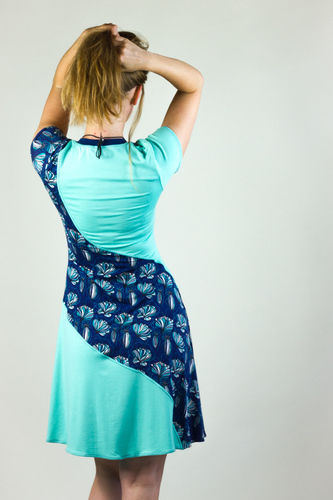 Makerist - Niela's Cool Curved Dress - Nähprojekte - 2