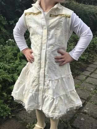 Makerist - Lilia von GialLino Aufgerüscht 😍  - 1
