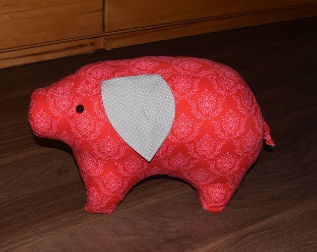 Makerist - Glücksschwein - Nähprojekte - 2