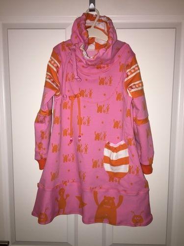 Makerist - Reste-Monster Kleid und -Affenbanden Pulli - Nähprojekte - 1