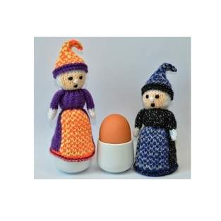 Makerist - Witches Egg Cosy - DK Wool - 1