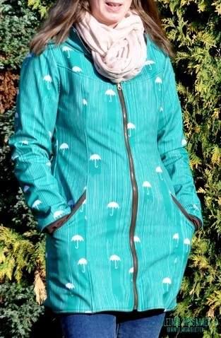 Makerist - Mantel Lady Shiva von mialuna - 1