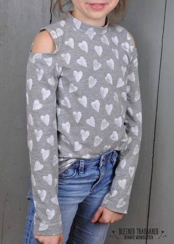 Makerist - Shirt Tordis von Kibadoo - Nähprojekte - 1