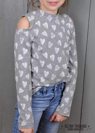 Shirt Tordis von Kibadoo