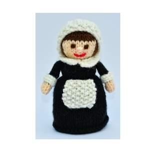 Makerist - Pilgrim Doll - DK Wool - 1