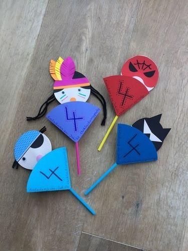 Makerist - Vierter Geburtstag 🎈  - DIY-Projekte - 1