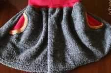 Makerist - Röckchen Fee. Aus Reststoffe für ein süßes kleines Mädchen. - 1