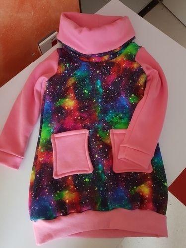 Makerist - Winterkleidchen aus kuscheligem Sweatstoff - Nähprojekte - 1