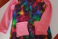 Makerist - Winterkleidchen aus kuscheligem Sweatstoff - 1