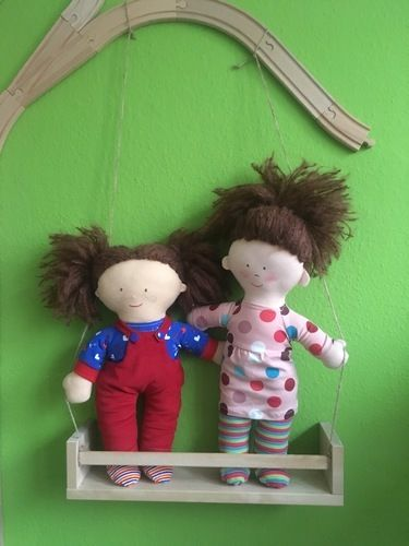 Makerist - Puppen für meine Tochter und ihre Freundin - Nähprojekte - 1