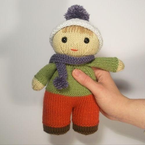 Makerist - Billy and Bobbie-Jo - Knitting Showcase - 2