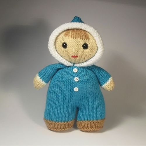 Makerist - Billy and Bobbie-Jo - Knitting Showcase - 3