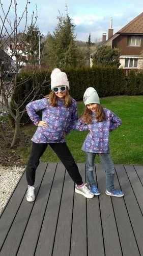 Makerist - Rag'n'Bone Pullover Kids - Nähprojekte - 1