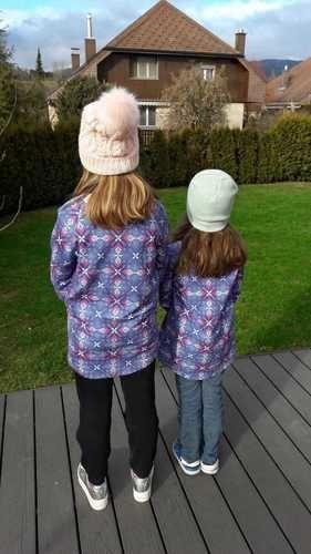 Makerist - Rag'n'Bone Pullover Kids - Nähprojekte - 2