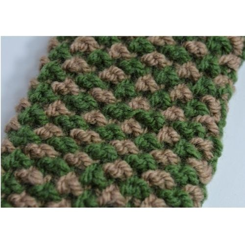 Makerist - Tweed Bookmark - DK Wool - Knitting Showcase - 3
