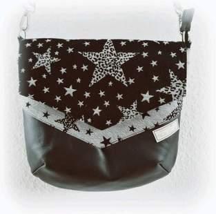 Makerist - Tasche Vara von Hansedelli aus Rindsleder und Kokadi Tragetuch - 1