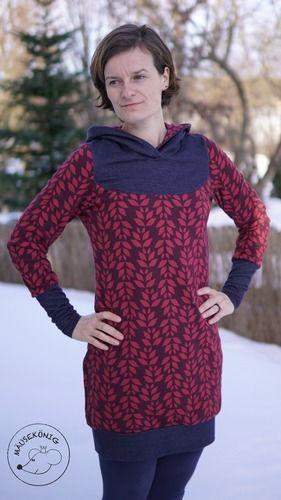Makerist - Mein erstes rotes Kleidungsstück - Nähprojekte - 1
