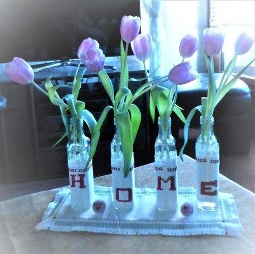 Makerist - Ach wäre es doch endlich Frühling... - DIY-Projekte - 2