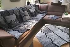 Makerist - Patchwork fürs Wohnzimmer  - 1