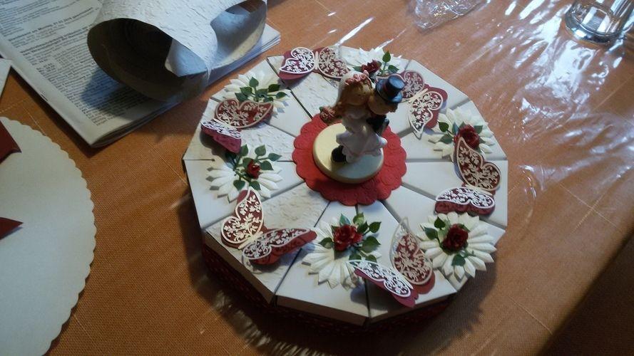 Makerist - Hochzeitstorte - Torten, Cake Pops und Cupcakes - 1