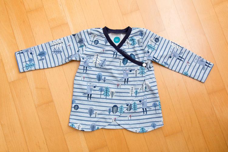 Makerist - Wickelshirt - Flügelshirt - Nähprojekte - 1