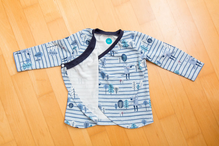 Makerist - Wickelshirt - Flügelshirt - Nähprojekte - 2