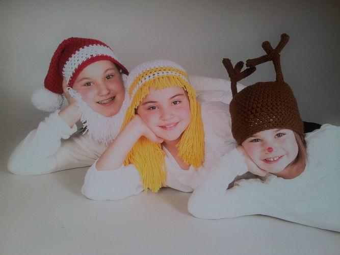 Makerist - Merry Kidsmas! - Häkelprojekte - 1