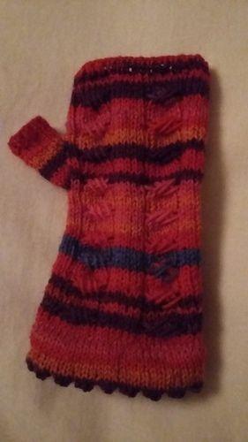 Makerist - Handstulpen für meine kleine Tochter - Strickprojekte - 1