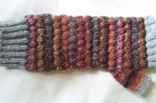 Makerist - Handstulpen für meine große Tochter  - 1