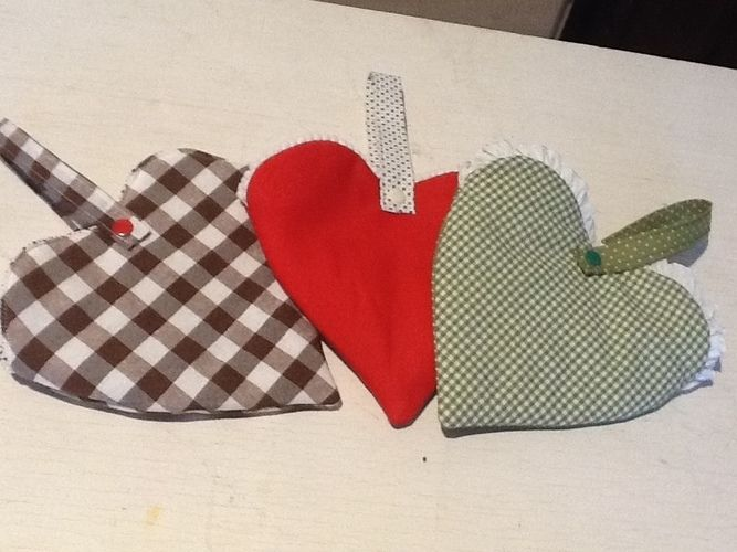 Makerist - Petit cœur pour le s'y Valentin  - Créations de couture - 1