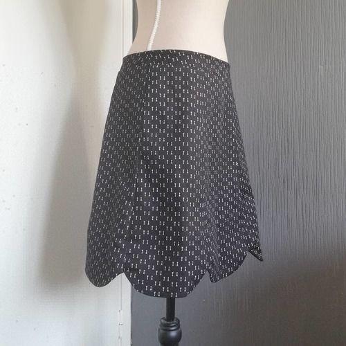 Makerist - Jupe Lipsi de l'Usine à bulles  - Créations de couture - 1