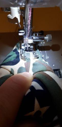 Makerist - Schnelles Haarband aus Sweat und Jersey - Nähprojekte - 3