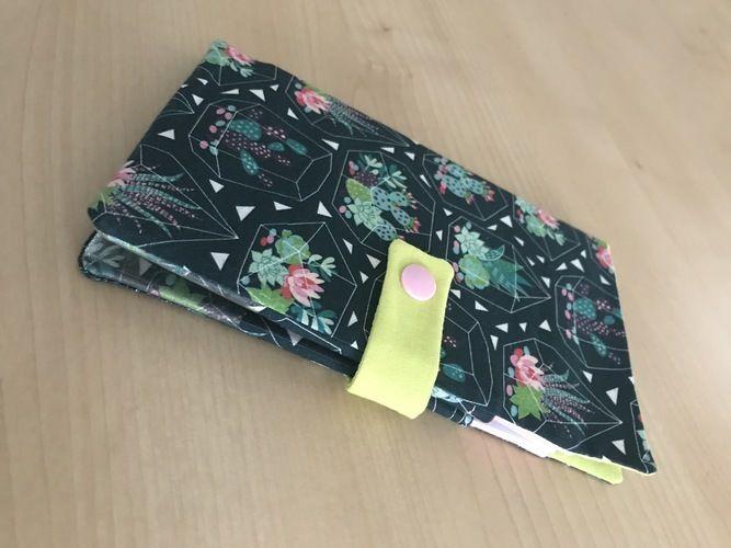 Makerist - Pochette à papiers de santé - Créations de couture - 2