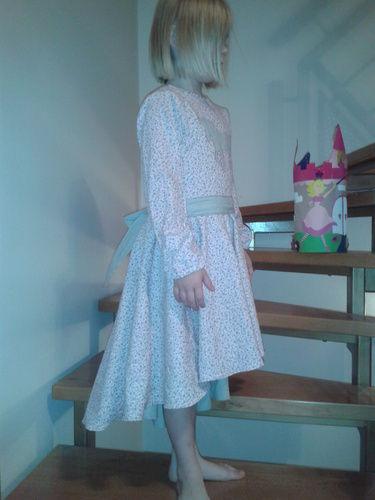 Makerist - Lieblingsdrehkleid mit Einhorn - Nähprojekte - 1