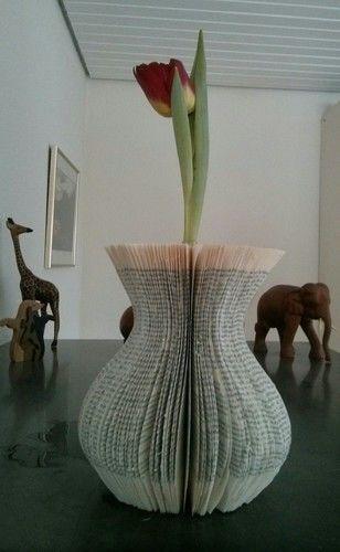Makerist - Blumenvase - DIY-Projekte - 1