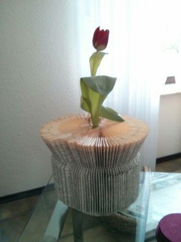 Makerist - Blumenvase - DIY-Projekte - 2