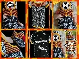 Makerist - WM shirt für Mutter und Tochter - 1
