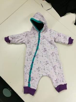 Makerist - Overal Babydress - 1