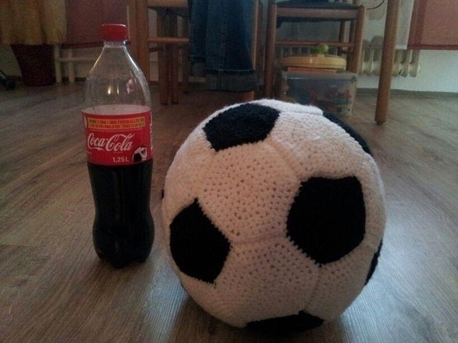 Makerist - Fussball - Häkelprojekte - 1