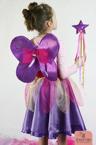 Makerist - Feen-Kostüm Annabelle für die Große - Nähprojekte - 2