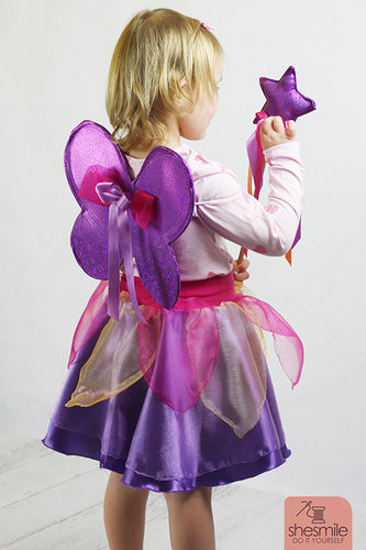 Makerist - Feen-Kostüm Annabelle für die Kleine - Nähprojekte - 1
