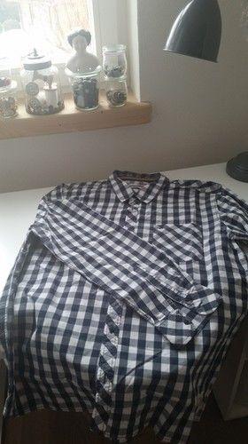 Makerist - Upcycling: Herrenhemd wird zu chicem Einkaufsbeutel - Nähprojekte - 3