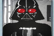Makerist - Star Wars Krabbeldecke Darth Vader - 1