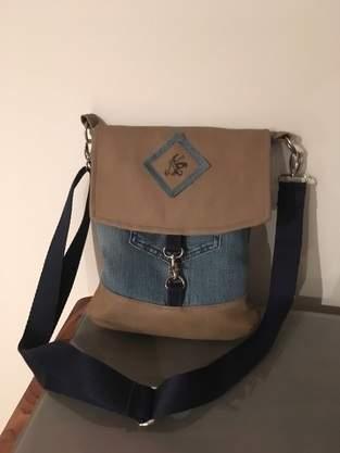 Tasche INA von Frau Schnitte